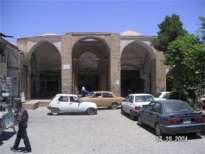 Arched Building - Yazd by Husein Hemmati July 19th 2004