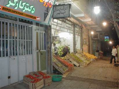Shops at Bazaar - Yazd, Husein Hemmati