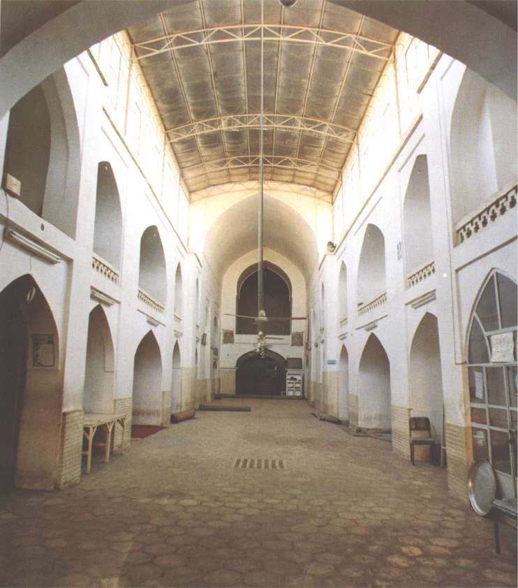 Rig Mosque Hall (Circa 1300 AD) - Yazd