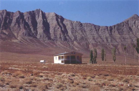Summer House at Lalabad - Beed-e-Khaveed, Yazd