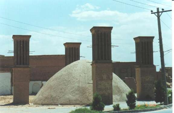 Exterior of Water Storage (Ab 