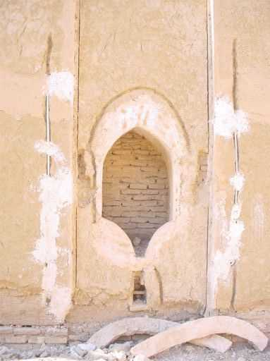 Dowlatabad Garden's Stable Feeder- 19th October 2001