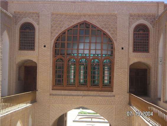 Window - Yazd by Husein Hemmati July 2004