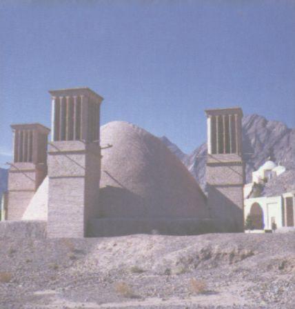 Water Storage (Ab-anbar) - Pir  Harisht